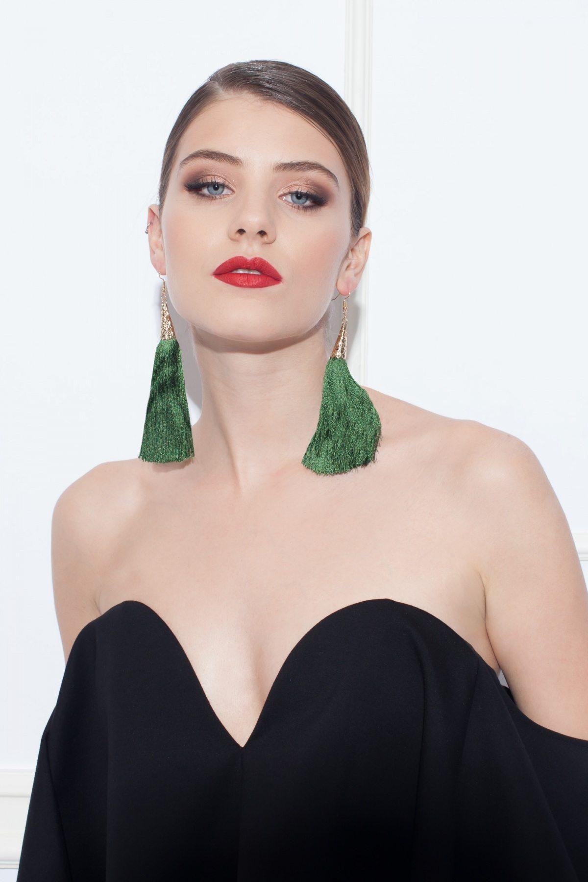 Cercei EXCER174 Verde