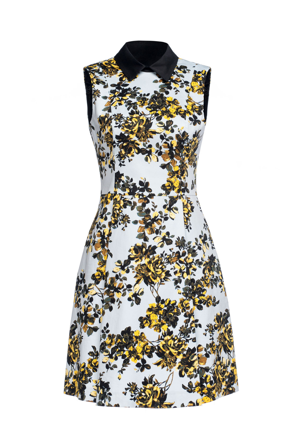 Rochie cu imprimeu floral Imprimeu