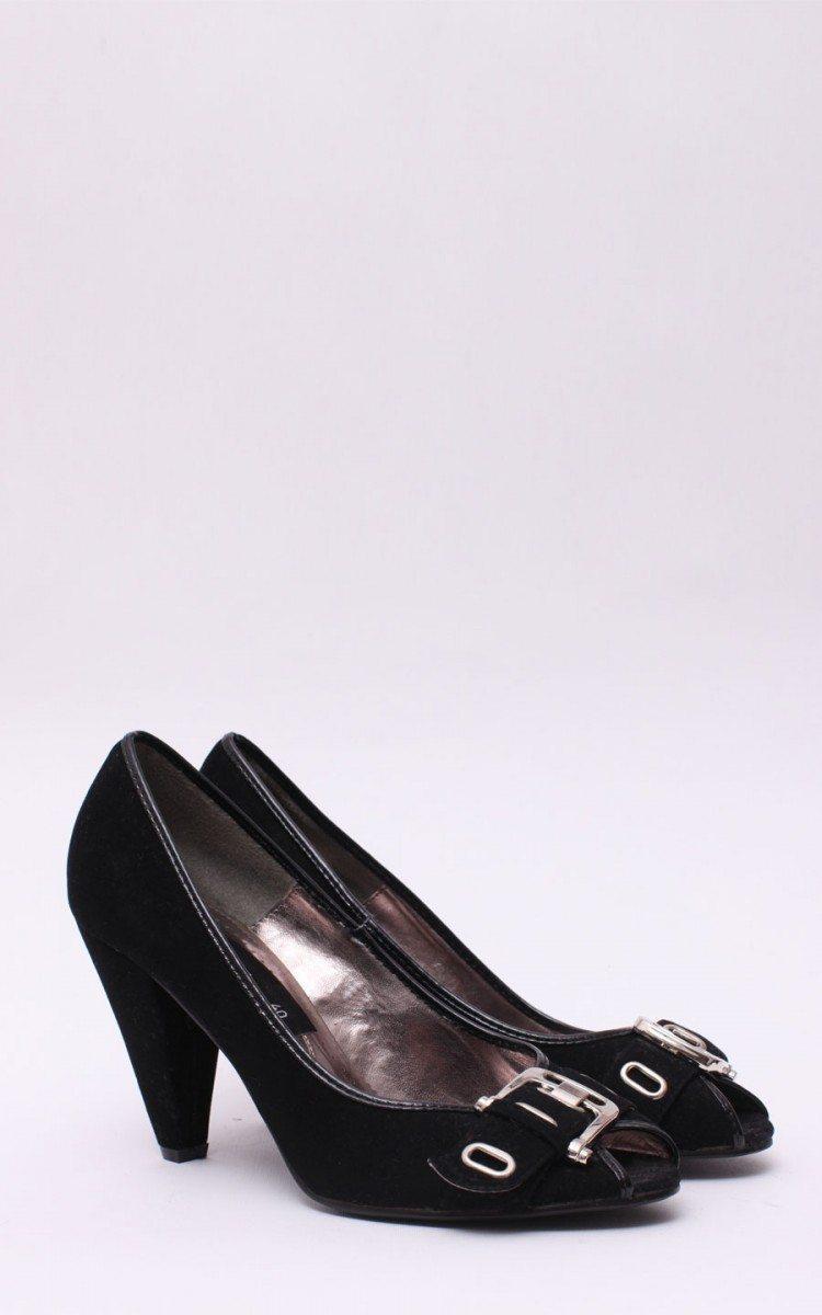 Pantofi Expa 252-2 Negru