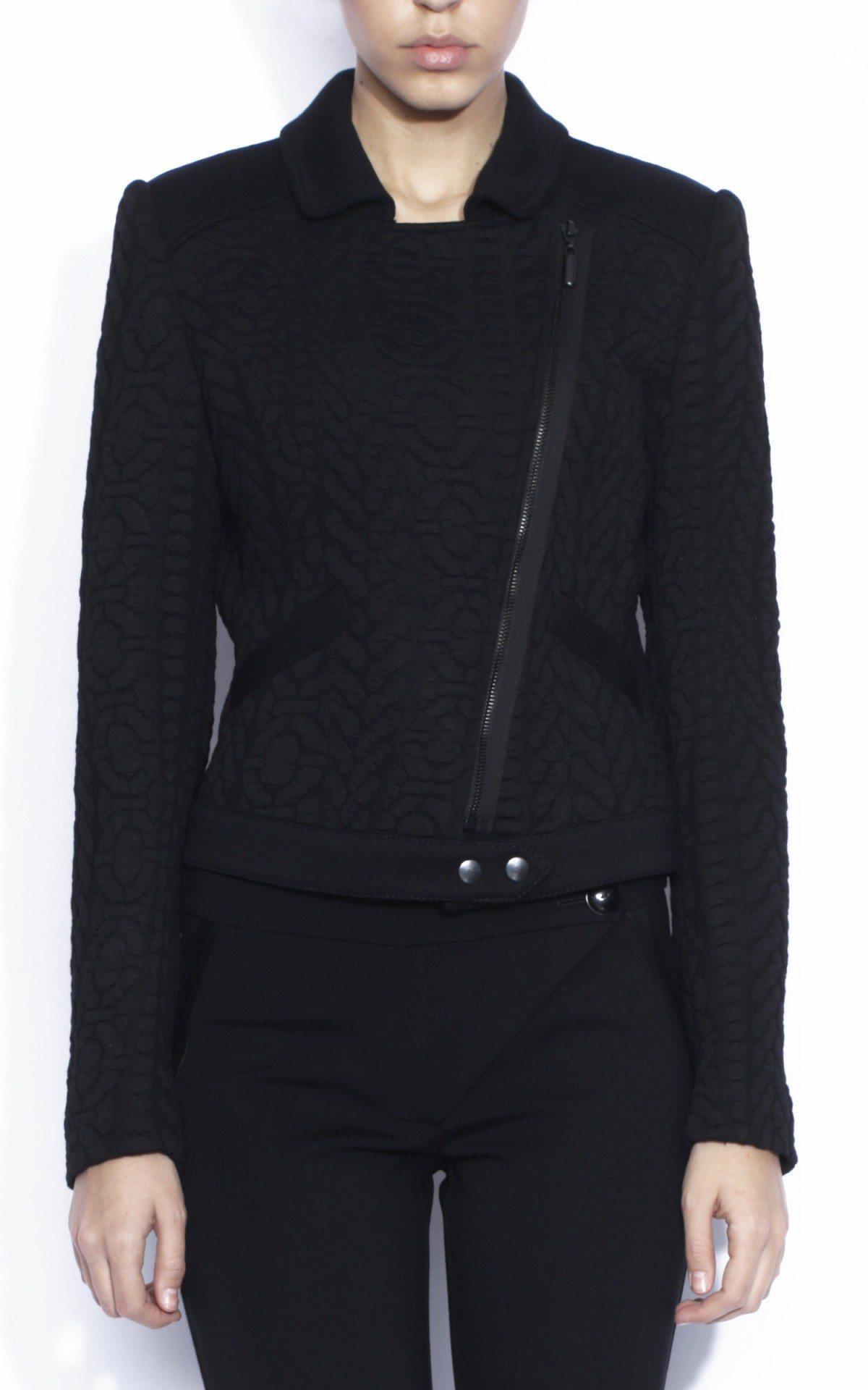 Jacheta cu revere Negru