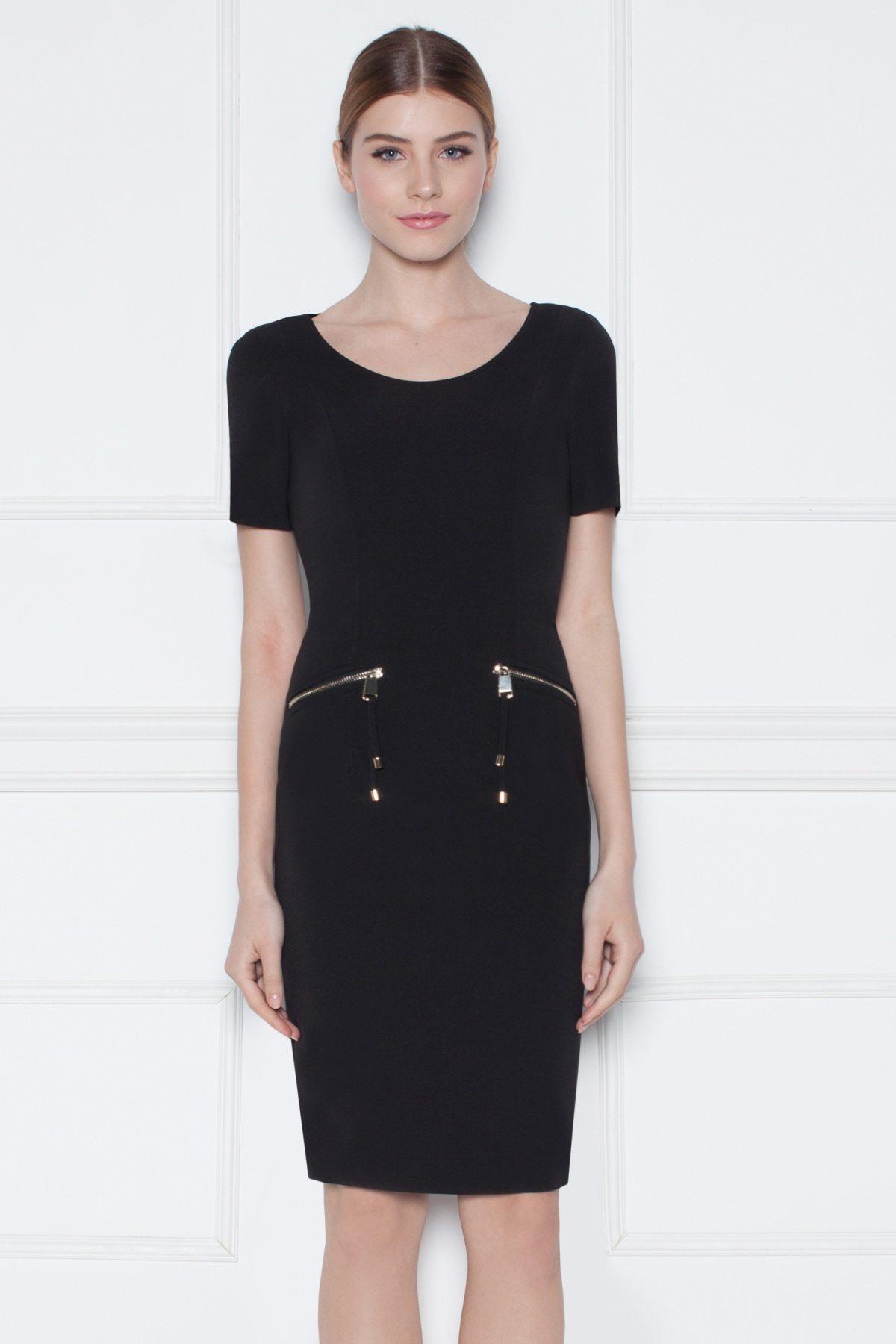 Rochie de zi Little Black Dress Negru