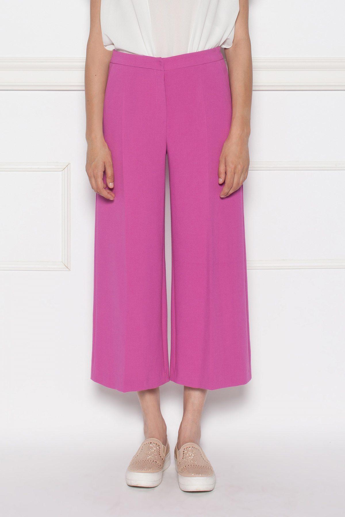 Pantaloni Ciclam Culottes Ciclam